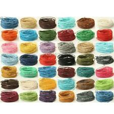 10m Nylon Waxed Line Rope Jewelry Cord Handwork Beaded braid Bracelets/Necklace