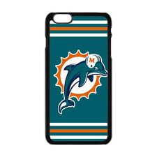 DIY NFL Miami Dolphins Custom For Apple iPhone iPod & Samsung Galaxy Case Cover