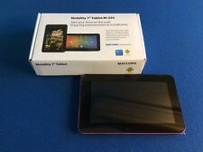 "Tablet 7"", wi-fi, apps & games, camera/video streaming, OfficeSuite 6 (Mobility)"