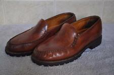 COLE HAAN COUNTRY BRAZIL 7AA BROWN LEATHER DRIVING SLIP ON LOAFERS MOCCASINS