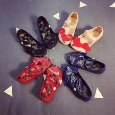Fashion Summer Children Kids Girls Baby Shoe Heart Flat Sandals Jelly Shoes