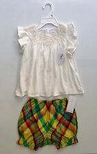 NEW WITH TAG RALPH LAUREN POLO BABY GIRL TWO PIECE SET SZ 18 MONTHS