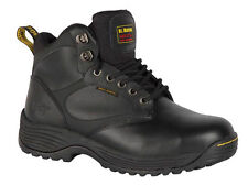 Dr Martens DRAX ST Safety Boots Black With Steel Toe Caps & Midsole Work 001
