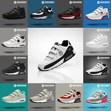 Paperplanes PP1408 3 Grip Straps Mens Air Trainer Athletic Sneaker Running Shoes