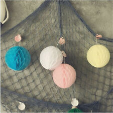 Colorful Lots Honeycomb Ball Paper Lanterns Wedding Birthday Party Decorations
