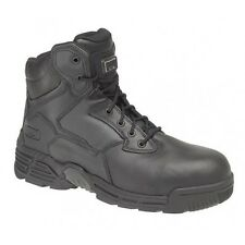 Magnum Stealth Force 6 Leather Safety Boots With Composite Toe Caps