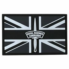 KOMBAT ROYAL MARINES COMMANDO MILITARY SPECIAL FORCES PVC PATCH