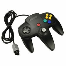 1x Long Handle Gaming Controller Pad Joystick For Nintendo N64 System AD