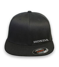 HONDA  Flex Fit HAT CURVED or FLAT BILL ***FREE SHIPPING*** #409(A)S