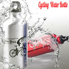 750ML Outdoor Water Bottle + Holder Cage Rack mountain MTB Cycling Bike Bicycle