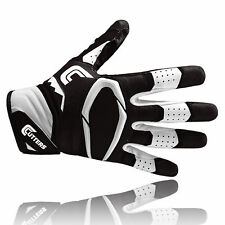 Cutters S451 REV PRO 2.0 american football receiver gloves, black