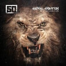 Animal Ambition: An Untamed Desire to Win - 50 Cent New & Sealed LP Free Shippin