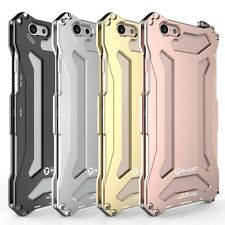 Prime Transformers Aluminum Alloy Metal Shockproof Cover Case For iPhone 5 6 6S