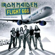 Flight 666-The Original Soundtrack - Maiden Iron Compact Disc