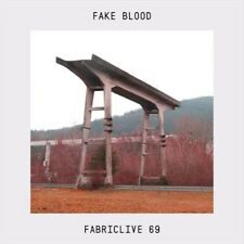 Fabriclive 69: Fake Blood - Fake Blood New & Sealed CD-JEWEL CASE Free Shipping