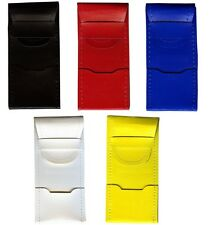 Darts Bar Wallet. Darts Case. Black, Blue, Red, White, Yellow