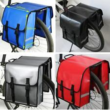 Waterproof Double Panniers Bag Cycle Cycling Bike Bicycle Pannier Carrier Pouch