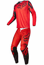 2017 Fox Racing 180 Race Jersey Pant Gear Combo Adult Dirtbike Offroad MX Red