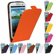 Genuine leather Case Cover Protector Skin Pouch For Samsung Galaxy S3 SIII i9300