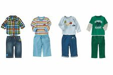 NWT Gymboree Woodland Party, Monster Fun, Dogs and Cars, Mr. Tow Truck 2pc Sets