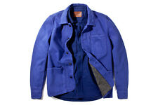 Lee Kris Van Assche Blue Workwear Inspired Jacket Made in Italy padded 52