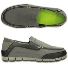 Stretch Sole Torino Loafer Men's Graphite - Black Shoe