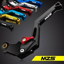 1Pair MZS Motorcycle Brake Clutch Levers For Honda CBR929RR 2000-2001 6 Color