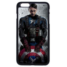 Captain America First Avenger For Apple iPhone iPod & Samsung Galaxy Case Cover
