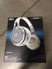 NEW - SYNC by 50 Cent Wireless On-Ear Headphones by SMS Audio