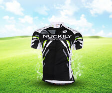 Breathable Men Gear Cycling Jersey Bike Bicycle Clothing Short Sleeves Shirt Top