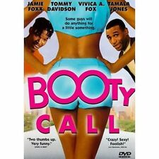 Booty Call New DVD