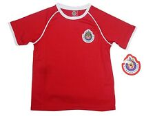 Chivas de Guadalajara Youth Jersey Official Licensed by Rhinox 100% Polyester