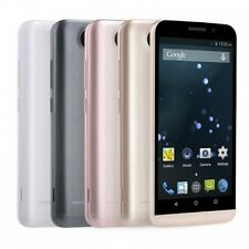 """5"""" Unlocked Dual Core GSM AT&T T-mobile Android 4.4.2 Cell Phone Smartphone GPS"""
