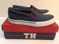 NWB BOY'S GIRL'S HAVEN S/O NAVY TOMMY HILFIGER 12.5 & 13.5 LOAFER SHOES NEW *107