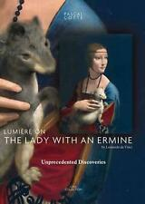 Lumiere on the Lady With An Ermine by Pascal Cotte Hardcover Book