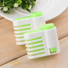 2Pcs DIY Kitchen Tool Cake Bread Leveler 5 Layer Cake Slicer Cutting Fixator