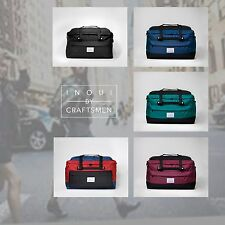 Leisure Weekender Gym Sports Rolling Duffle Bag Shoulder Nylon Messenger Travel