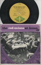 "THE RED ONIONS   LOVED ONES  Rare 1964 Aust Only 7"" OOP Jazz P/C EP ""At Home"""