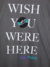 PINK FLOYD WISH YOU WERE HERE GREY T-SHIRT OFFICIALLY LICENSED NEW SIZE LARGE
