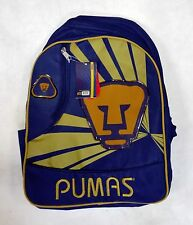 Pumas UNAM Kids Backpack Official Licensed Rhinox