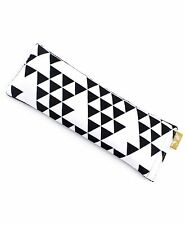 Monochrome Triangle |Linseed Eye Pillow|100%Cotton|Lined|Yoga|ChooseScent|Relax|
