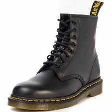Dr. Martens Traditional 8 Eyelet Unisex Boots Black New Shoes