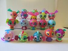 Zoobles lot of 18 Spring to Life McDonald's toys Spinmaster 2011 2012
