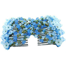 Bow  hair comb decoration Double Clips Stretchy Hairpins hair comb rack