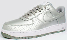 Nike AIR FORCE 1 '07 LV8 718152-013 'MTLLC SILVER/WHITE' size 8-13