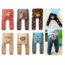 Baby Kid Toddler Tight PP Cartoon Pants Children Girl Boy Trousers Leggings HOT