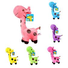 Cute Gift Plush Giraffe Toy Animal Dear Doll Baby Child Birthday Xmas New Gift