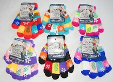 Toddlers Magic Stetch Gloves One Size Fits Most 3 Pairs