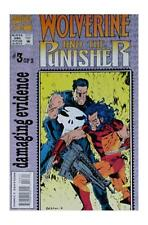 Wolverine and the Punisher: Damaging Evidence #3 (Dec 1993, Marvel)