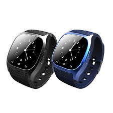 M26 Bluetooth Smart Wrist Watch Phone Mate For Android IOS Iphone Samsung Sony